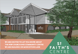 St Faith's Centre Brochure cover picture